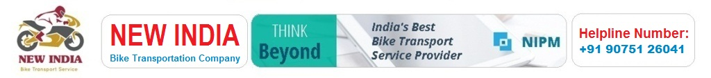 New Indai Best Bike Transportation Pune